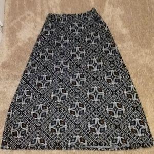 Dynamite maxi skirt size 2X